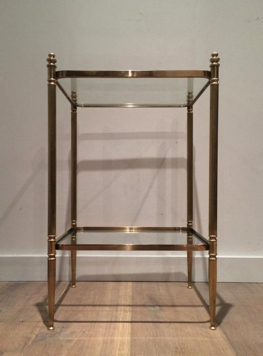 Neoclassical Sofa Booth Brass.-photo-8
