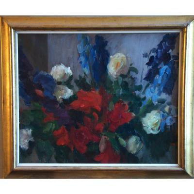 20th Century Bouquet By Leon Casasus