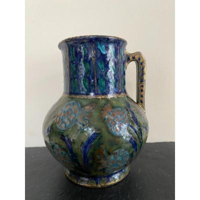 André Fernand Metthey, Ceramic Pitcher