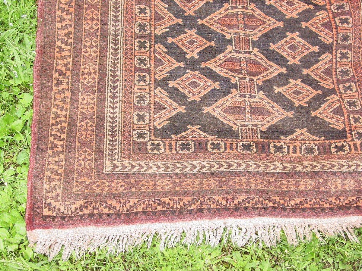 Tapis Persan Ancien (120 X 90 Cm.)-photo-3