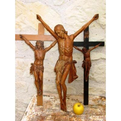 Choice Of Christ In Wood, Cross Of The 19th