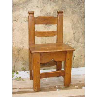 Queyras Chair In Cembro Pine