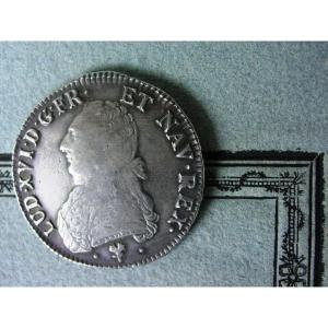 Ecu d'Argent Louis XVI 1784 Coin, Coin