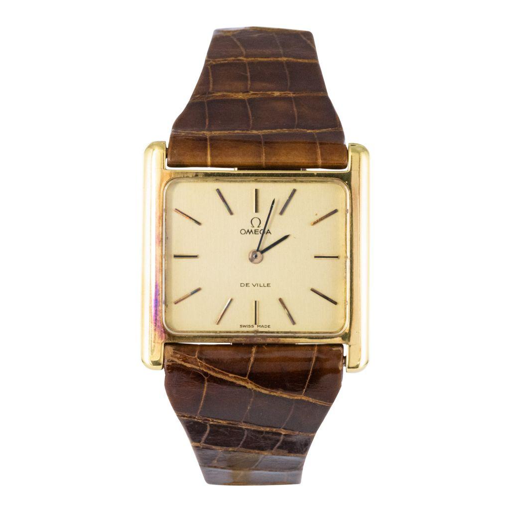Vintage Omega De Ville Watch