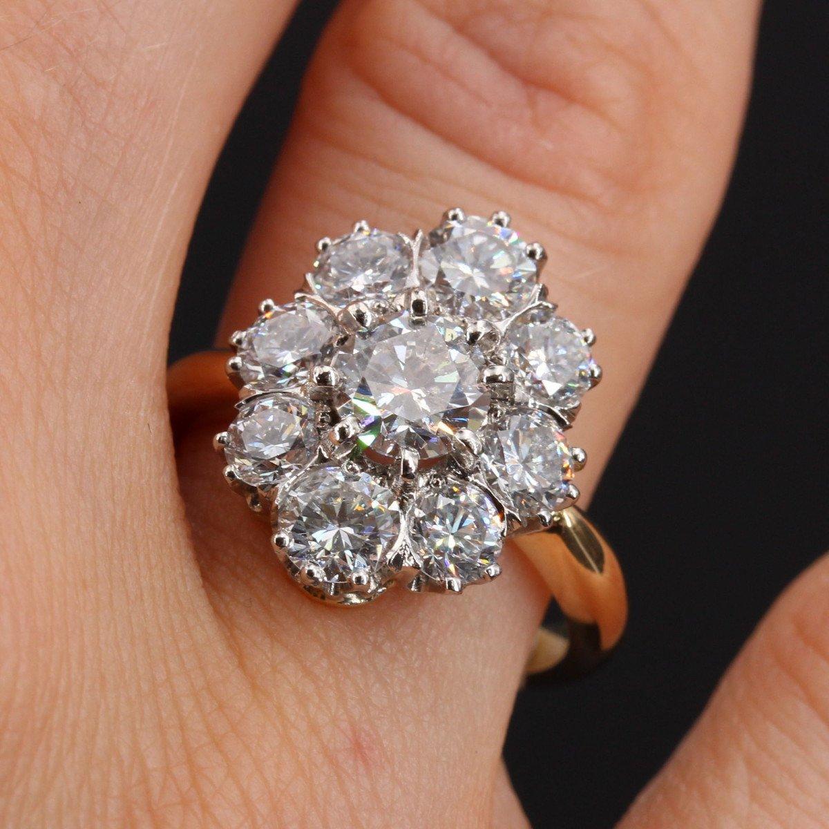 Bague Diamants Pompadour-photo-1
