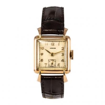 Longines Ladies Watch Gold