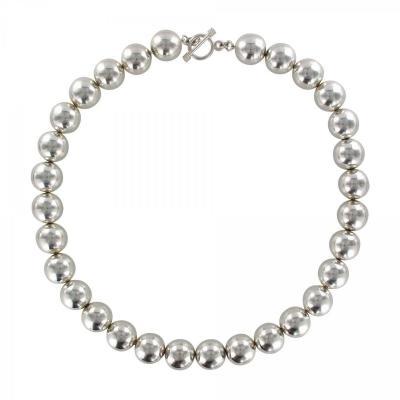 Collier Perles d'Argent