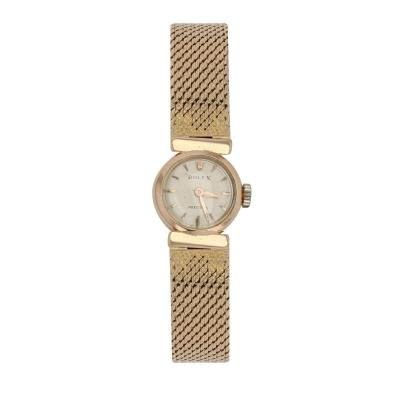 Rolex Gold Lady Watch