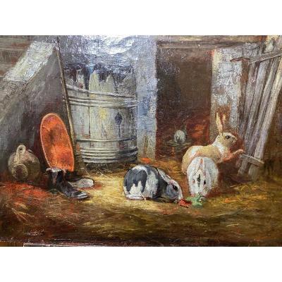 Charles  Emile  Jacque   1813- 1894   Oeuvres Au  Musée Du  Louvre  Et  Quai  d'Orsay  Paris
