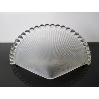 Grande Applique Art Déco Perles Signée R Lalique