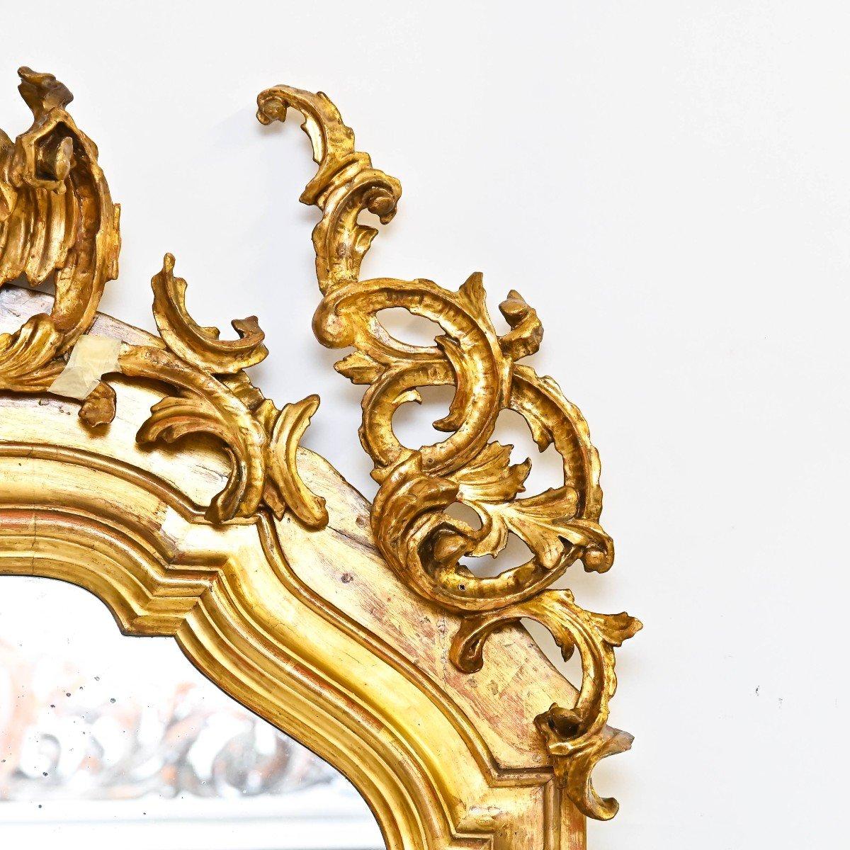 Miroir / Cheminée -photo-2