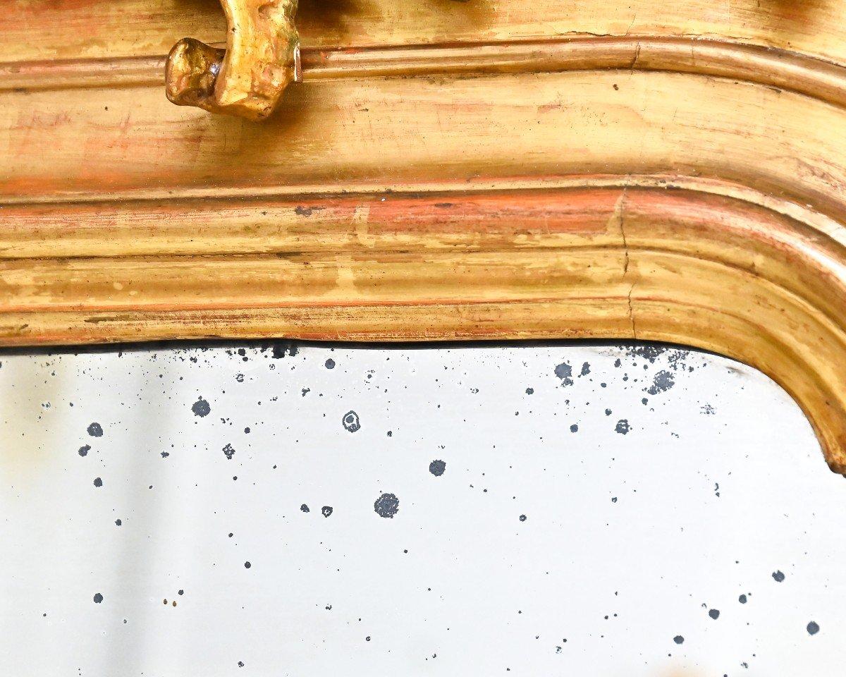 Miroir / Cheminée -photo-1