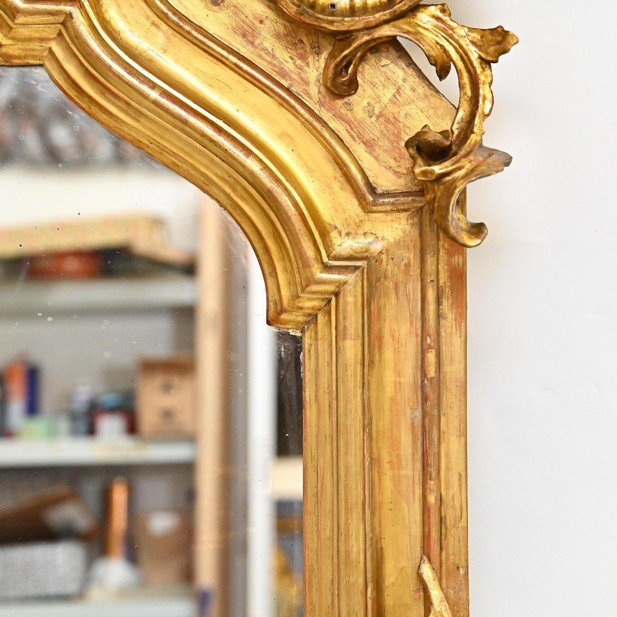 Miroir / Cheminée -photo-6