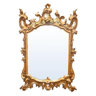 Golden Rococo Mirror '700