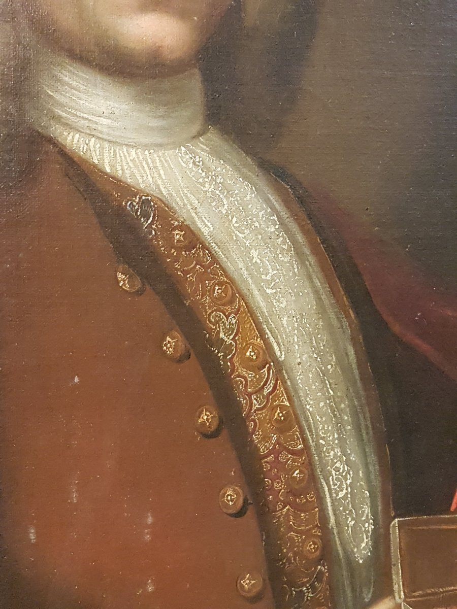 Portrait Of A Louis XV Man