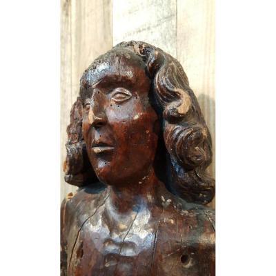 Saint Sébastien XVI ème Siècle
