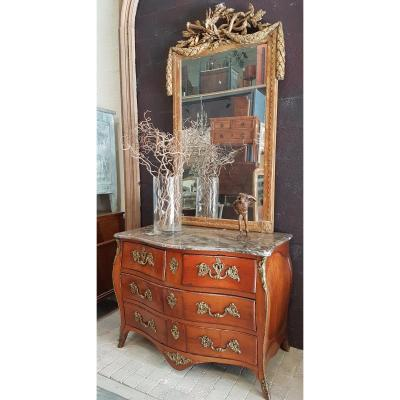 Commode Burgundy 18th