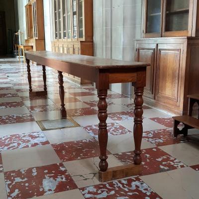 Longue Console Table De Monastere