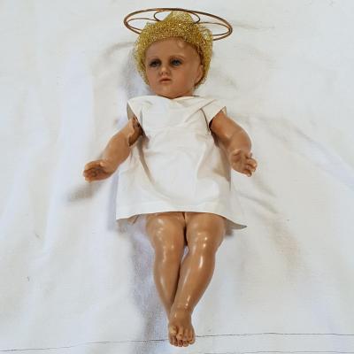 Jésus En Cire 55cm