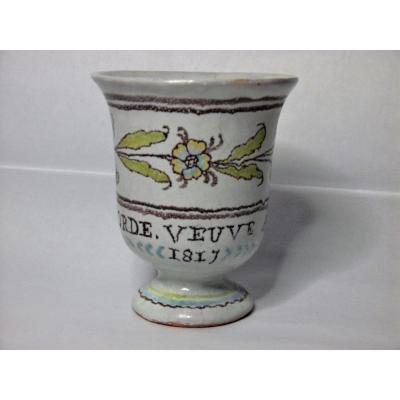 Saint Denis Sur Sarthon Patronymic Mug Date 1817