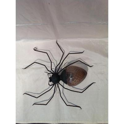Large Spider Sconce Italy 1940/1950