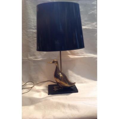 Lampe Canard Maison Charles XXeme