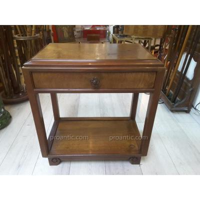 Majorelle Side Table, Art Deco Period
