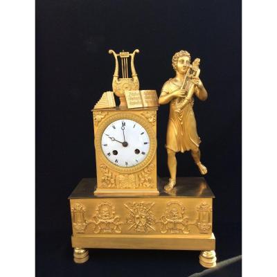 Small Model Clock, Empire Period