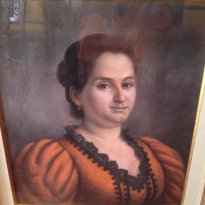 Portrait De Provençale