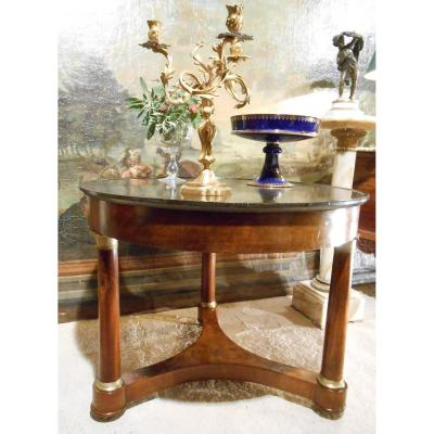 Pedestal Table Empire