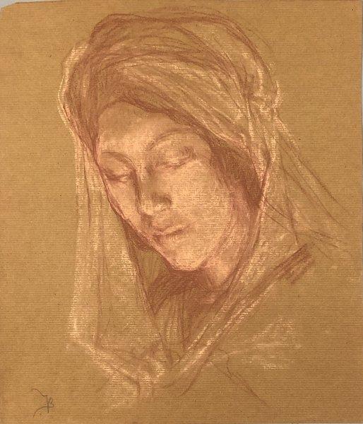 Jules Van Biesbroeck (1873-1965), Devant Le Feu