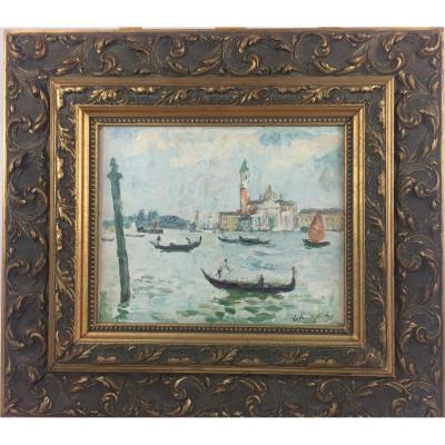 Louise Roland-Brohée (1875-1939), Venise