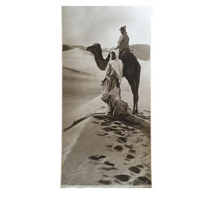 Rudolf Lehnert & Ernst Landrock   Prière dans Le Desert  ca. 1910