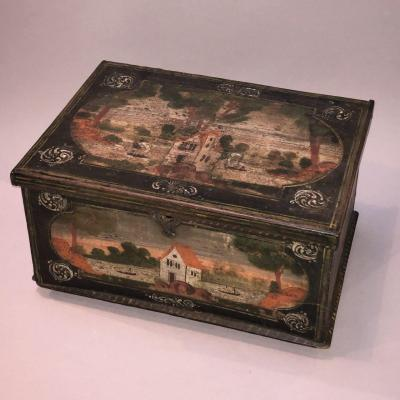 Alsace Polychrome Box