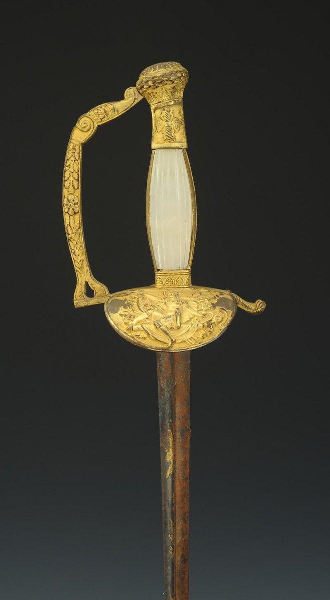 Officer's Sword, First Empire