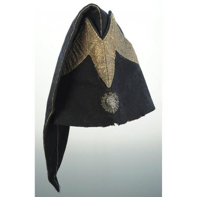Police Cap Of Small Outfit Of Bodyguards Of The Military House Of The King, Model 1820