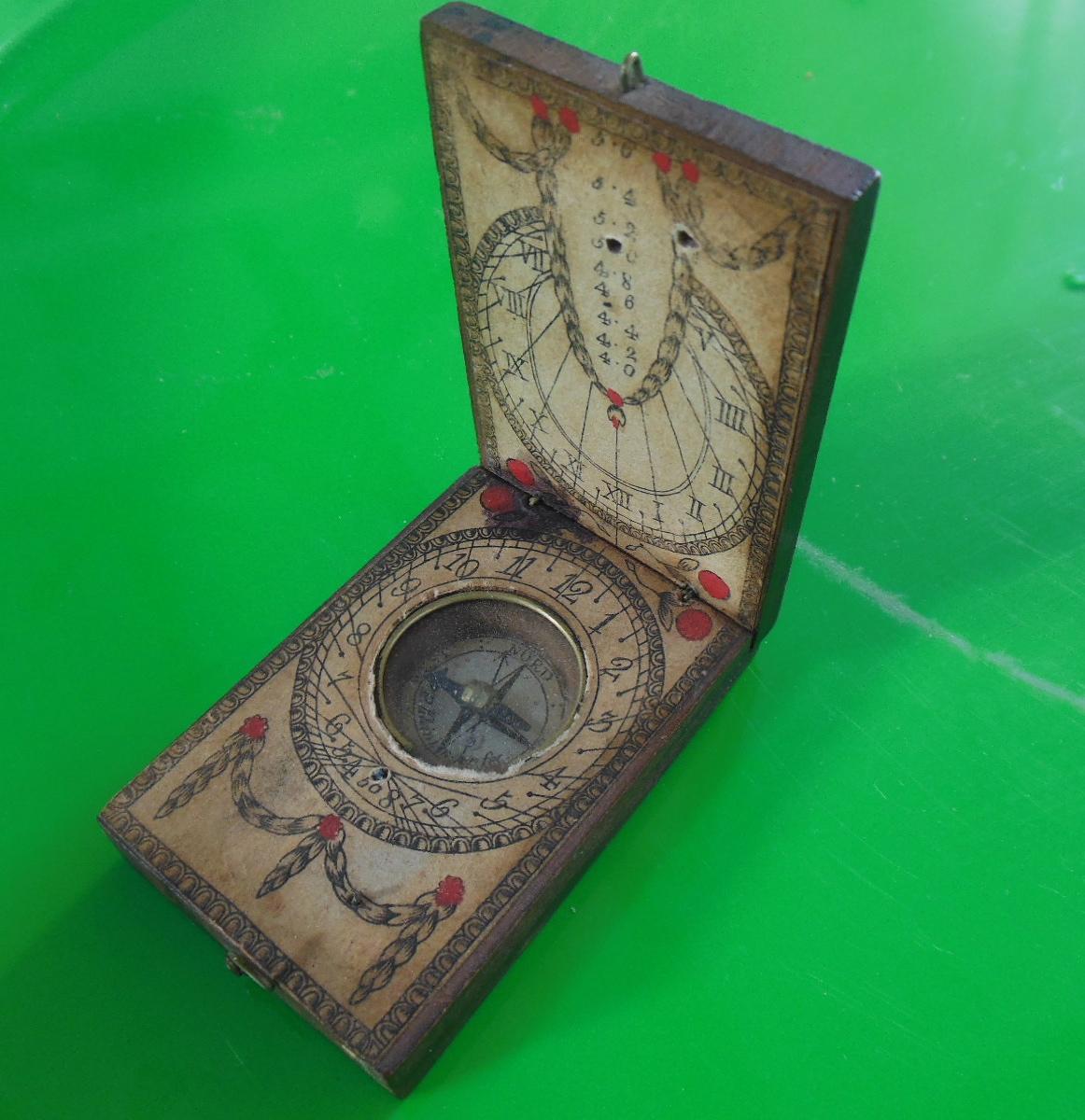 Sundial Diptych By Klinger