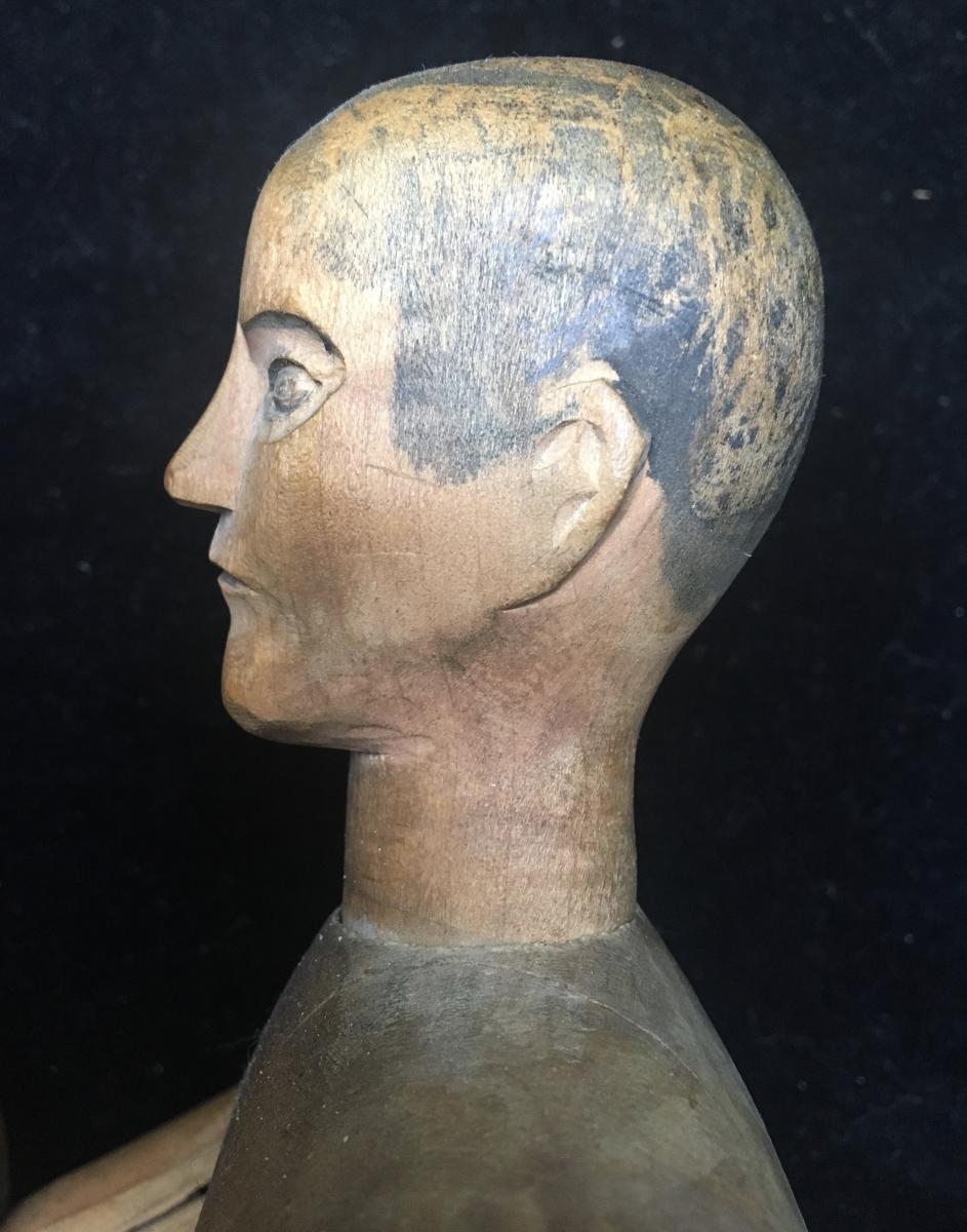 Painter's Mannequin