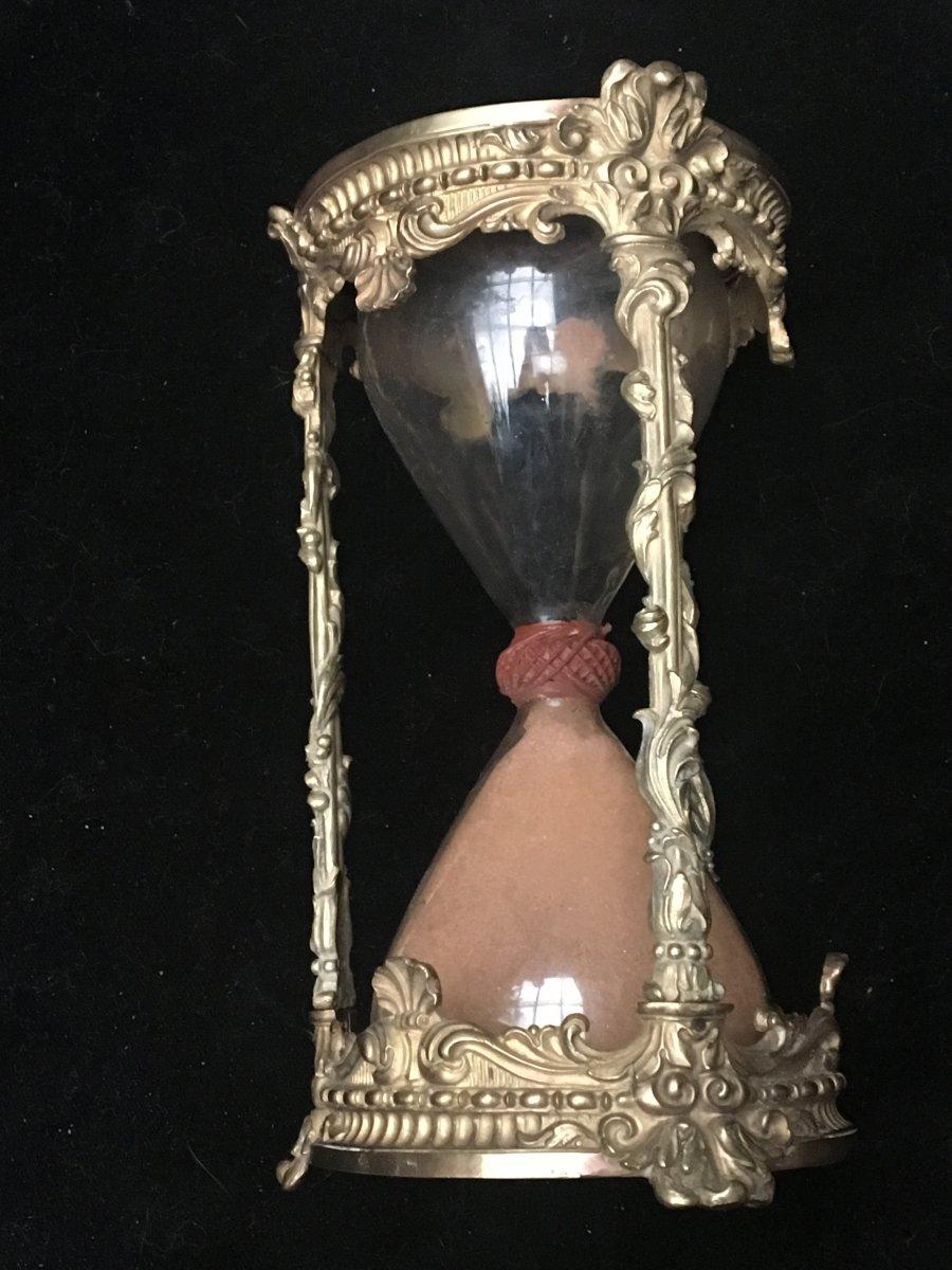 Great Bronze Hourglass