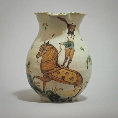 Talavera (espagne) - Pichet - Début Du XIXe Siècle