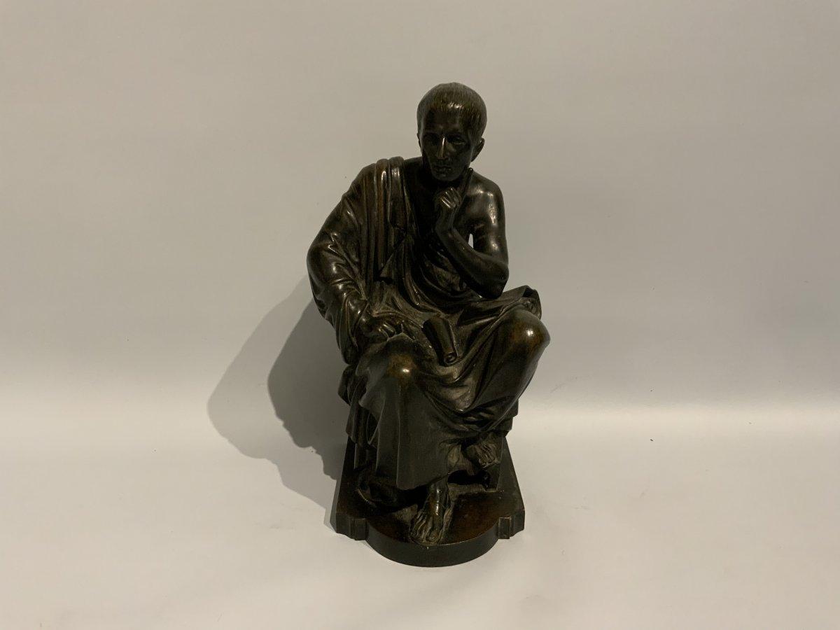 Bronze Sculpture France XIXth Century