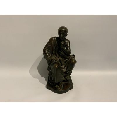 Sculpture En Bronze France XIXème Siècle