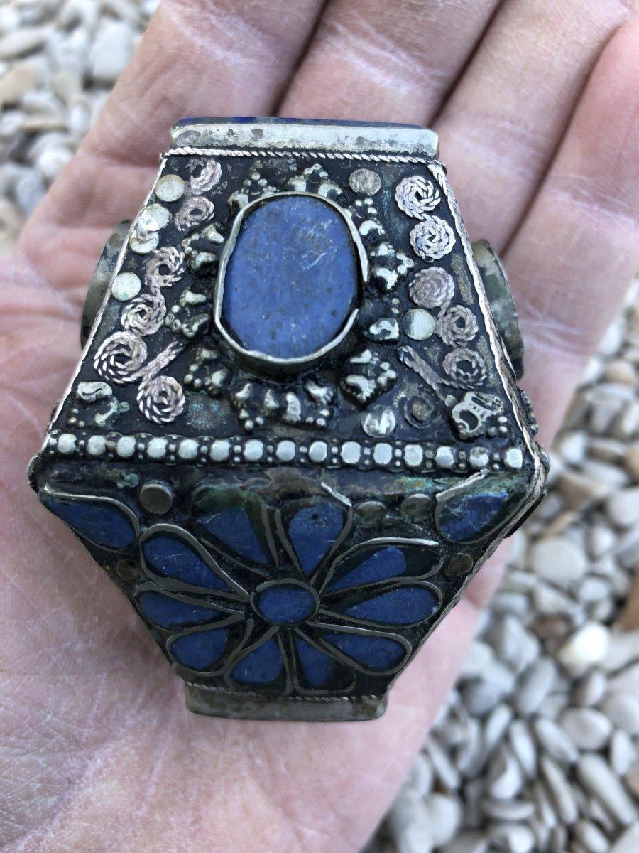 Important Ring - Iran XIXth