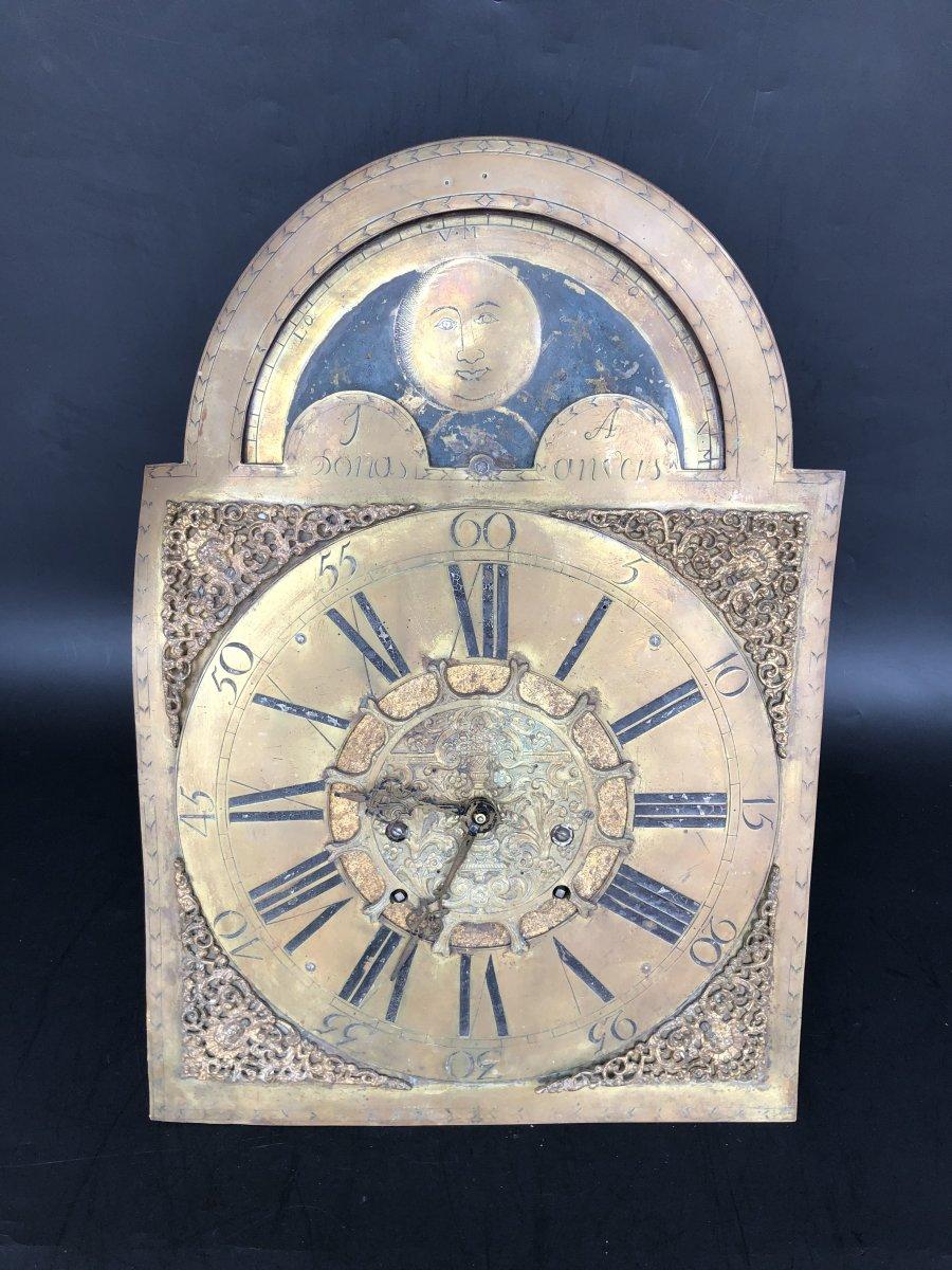 18th Century Clock Movement