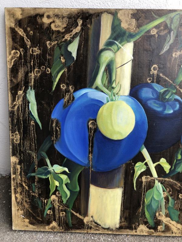 Les Tomates Bleues De Gilles Capton-photo-2