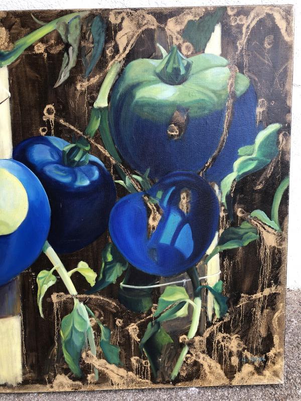 Les Tomates Bleues De Gilles Capton-photo-3