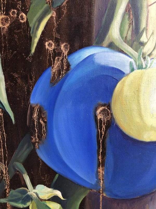 Les Tomates Bleues De Gilles Capton-photo-4