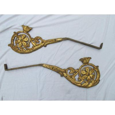 Two Elements In Golden Iron Restoration Period