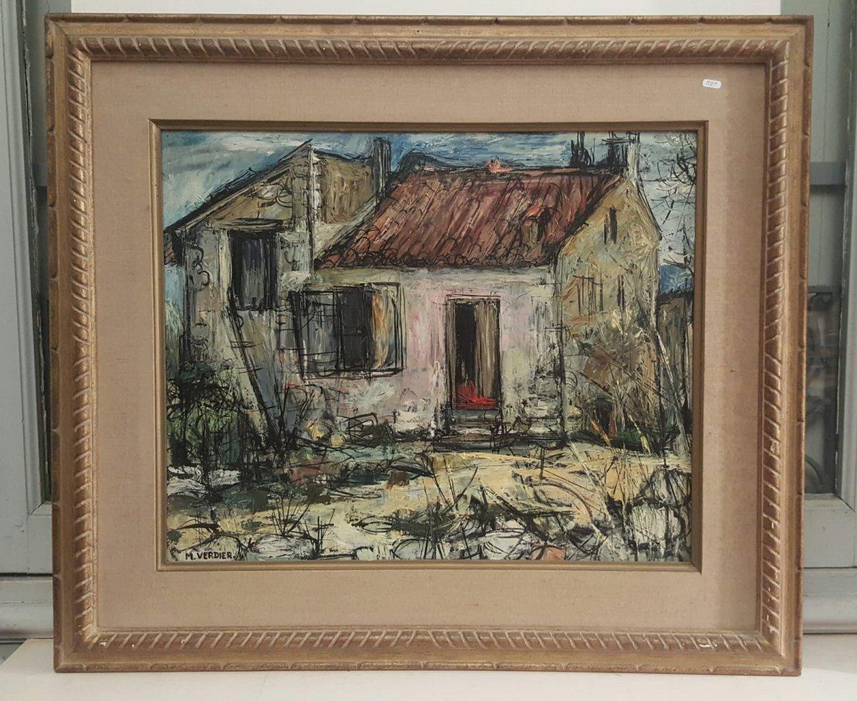 Vieux mas, Haute Provence