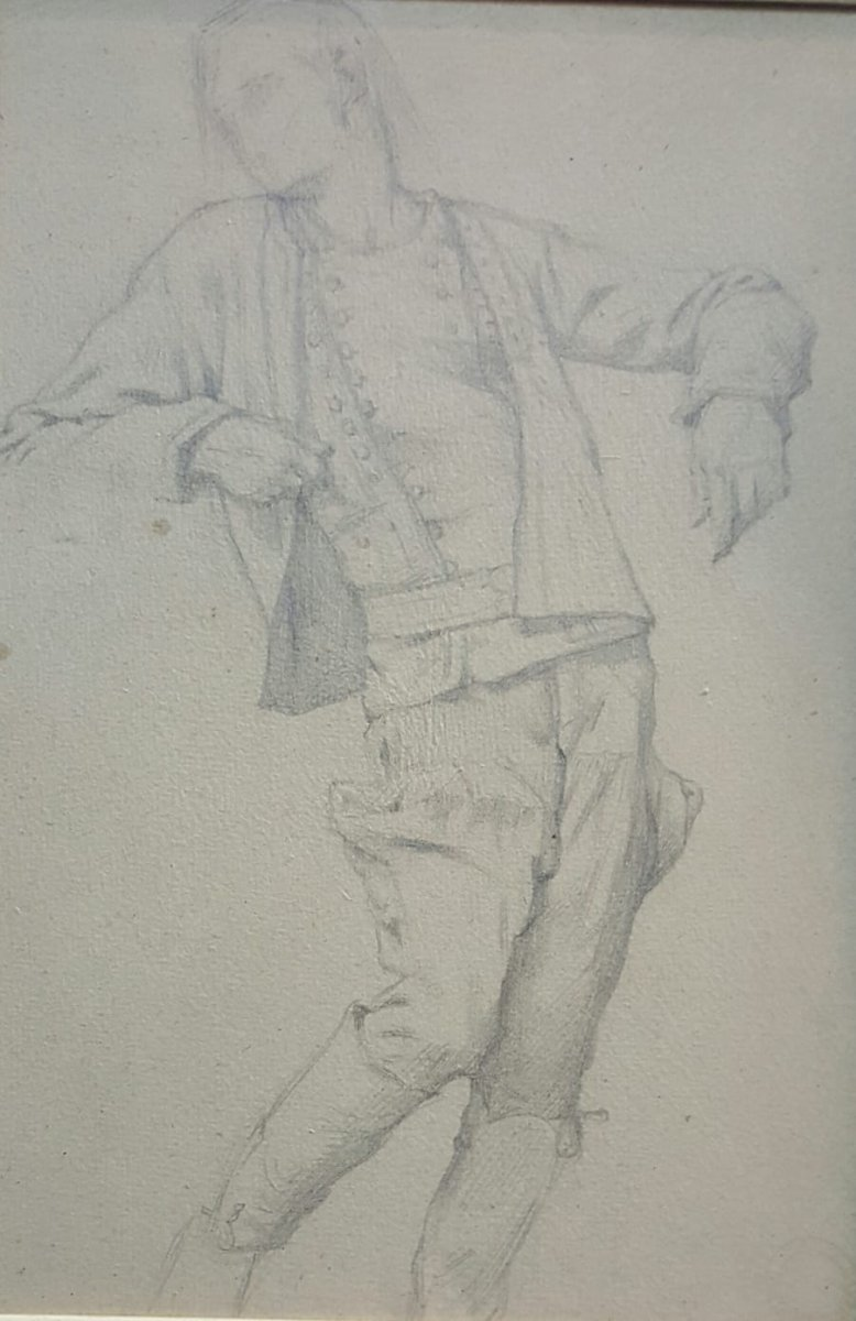 Young Man Study